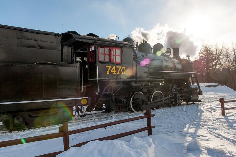 a  Enter Steam Engine 4740 06