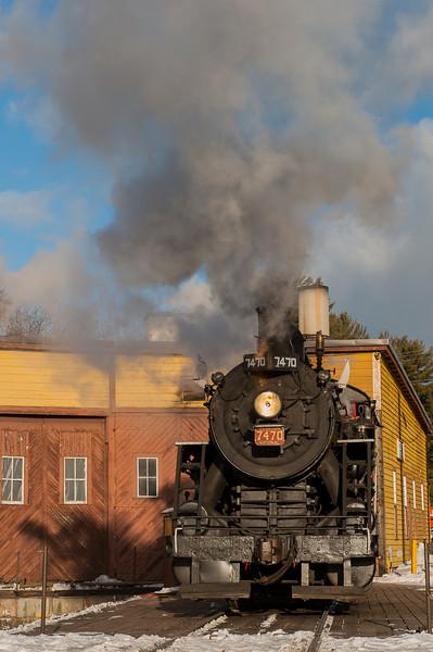 a  Enter Steam Engine 4740 03