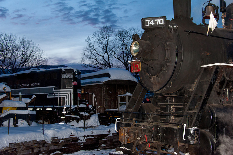 2014 Steam in the Snow 75