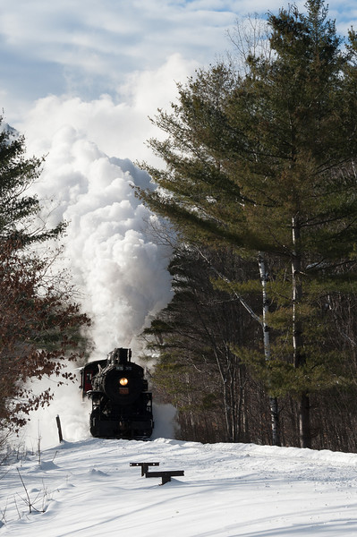 2014 Steam in the Snow 40-2