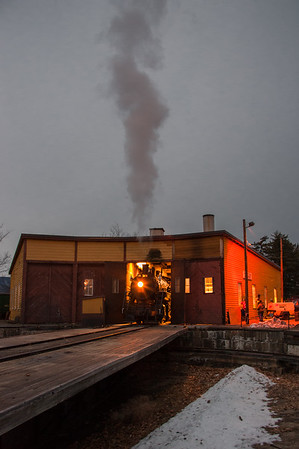 2015 Steam in the Snow