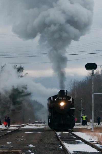 Bartlett Station Photo Runby 13