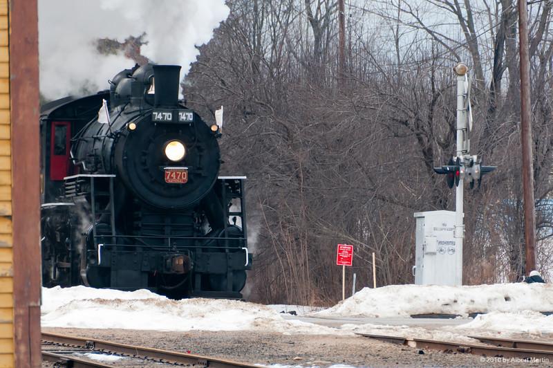 Bartlett Station Photo Runby 17
