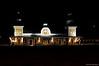 North Conway Station at Night 07