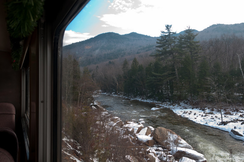 Saco River between Notchland and Bartlett 01