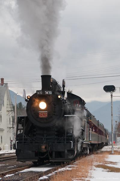 Bartlett Station Photo Runby 02