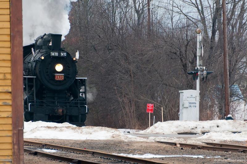 Bartlett Station Photo Runby 16