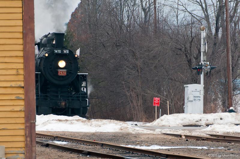 Bartlett Station Photo Runby 15
