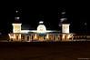 North Conway Station at Night 06