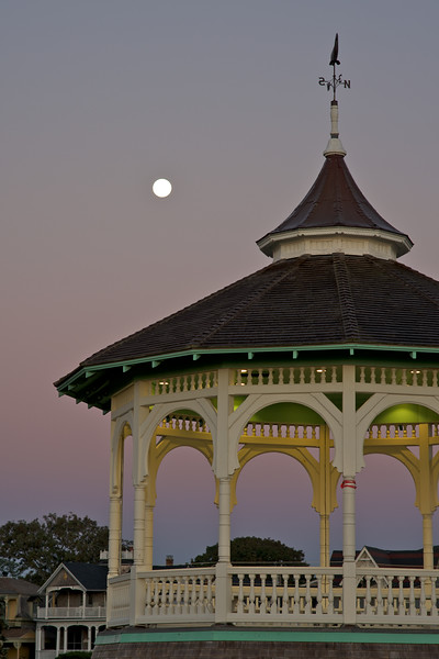 Band Stand Moonrise