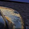 Upturned Boat, Owen Park Beach