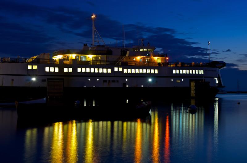 Ferry Dawn