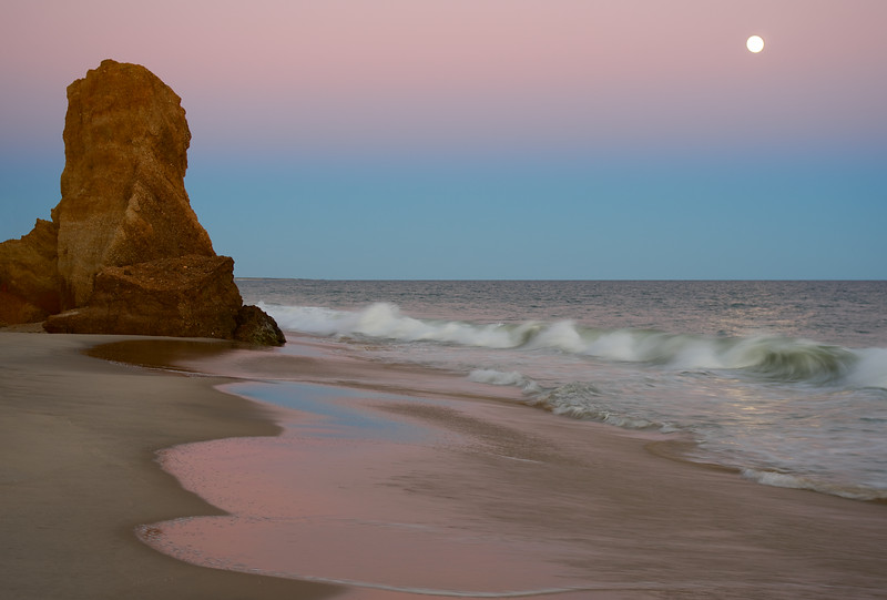 Evening Breakers, Lucy Vincent Beach