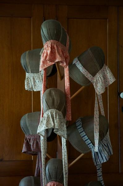 Shaker Bonnets