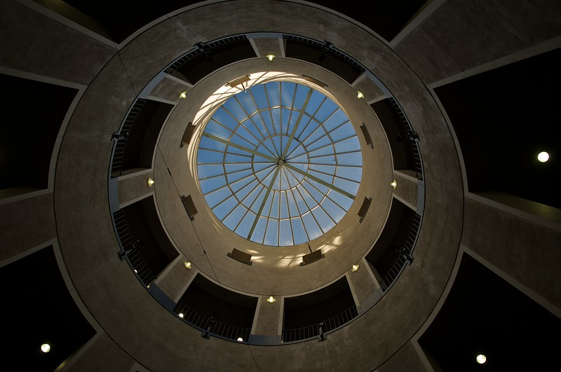 Skylight at the Prudential Center