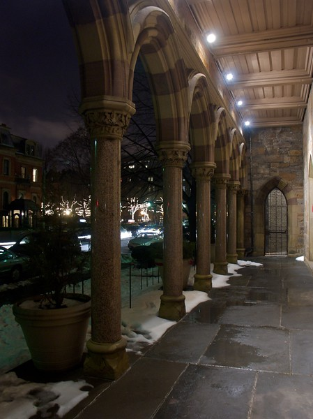 Cloister at First and Second Church
