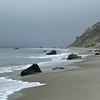 Gay Head Beach, Misty Day