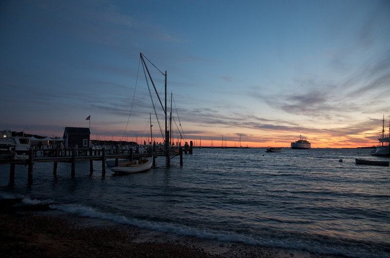 Dawn Ferry Departure