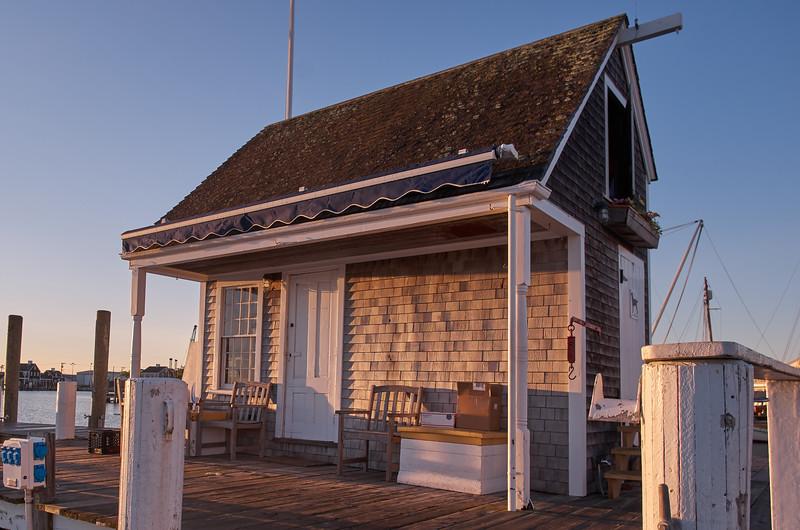 Harbor Masters Hut