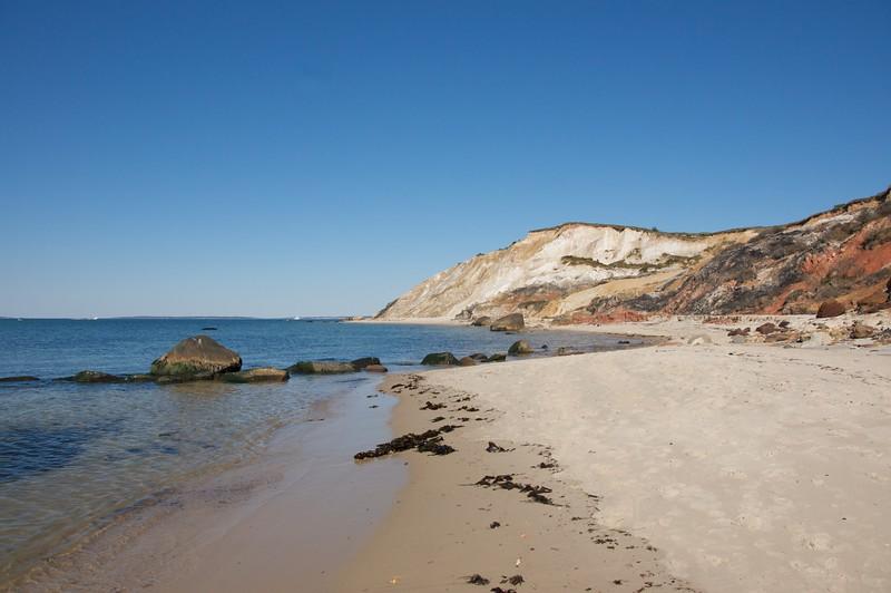 Gay Head Beach