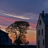 Sunrise near Derby Wharfe