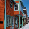 Winter on Bearskin Neck