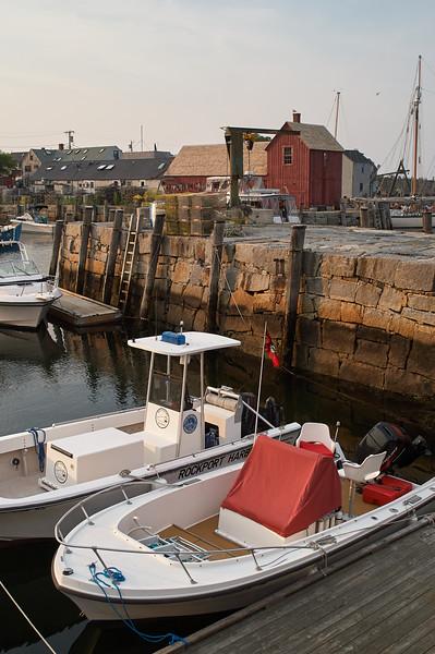 Harbor Masters Boat