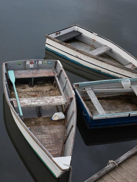 Docked Tenders