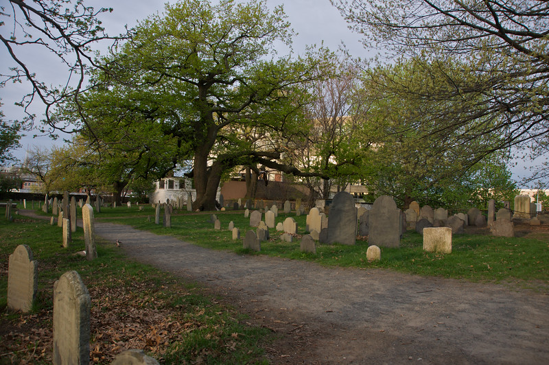 Old Burying Ground #2