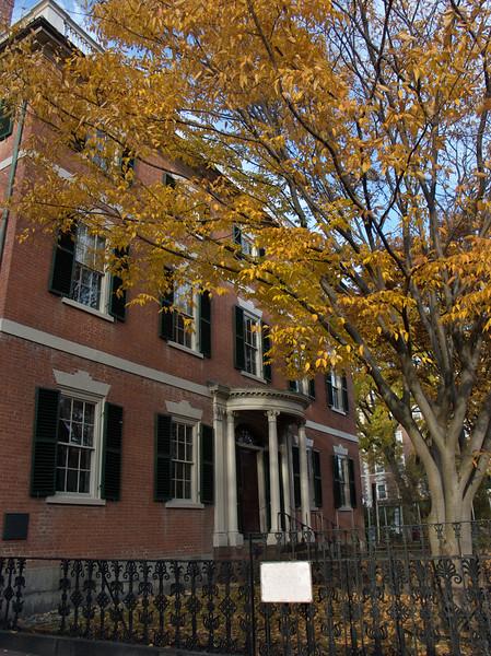 Gardner Pingree House