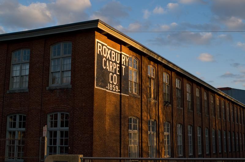 Roxbury Carpet Co