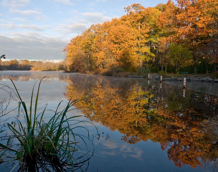 Fall at Simpson park