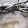 Icy cascade
