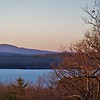 Wachusett Reservoir, Evening Light
