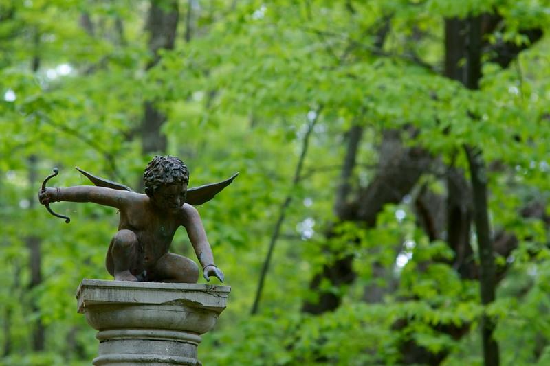 Eros in Spring
