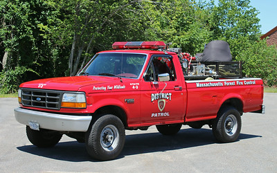 Gilbert Hills - Foxborough 4-3 1996 Ford F-250 125 / 200