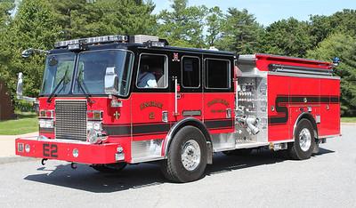 Engine 2   2012 KME Severe Service   1500 / 750
