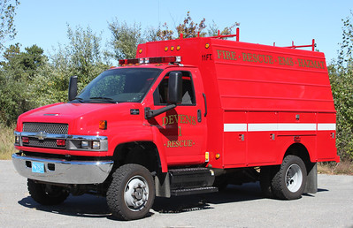 Rescue 1 2007 Chevy/Stahl 4x4