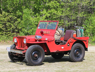 Retired   Forestry 1   Jeep