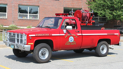 Forestry 1  1986 Chevy  125/200