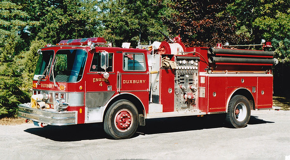 Retired Engine 4.  1988 Hahn.  1250 / 500