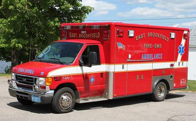 Ambulance 1  2006 Ford/Horton