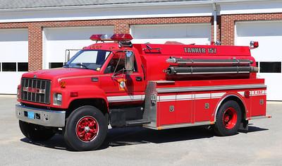 Tanker 157   1997 GMC / Almonte   500 / 2000