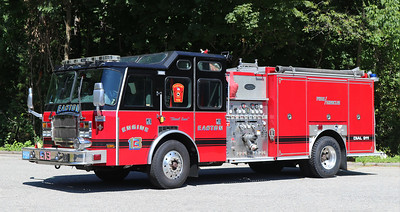Engine 13   2004 E-One Typhoon.  1250 / 750