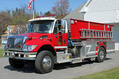 Engine 2 2007 International/KME 1250/2000