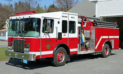 Engine 1 2002 HME/Smeal 1500/1000