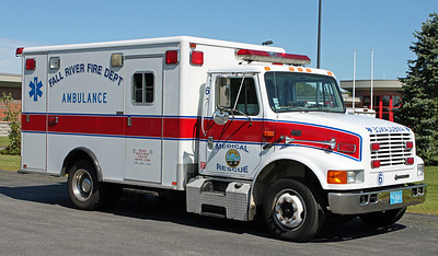 Retired.  Medical Rescue 6  1995 International/Horton