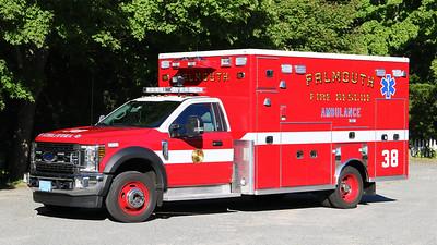 Rescue 38   2019 Ford F-550 / Lifeline