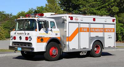 Rescue 31.  1987 Ford C / EVF
