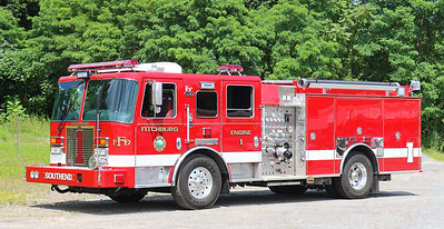 Engine 1   2016 KME Panther   1500 / 750